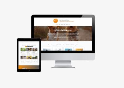 Für Hufe und Pfoten – Tiergesundheits-Portal für Zoetis